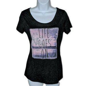 Empyre T-Shirt Life Goes On Nautical Tee Size Sm